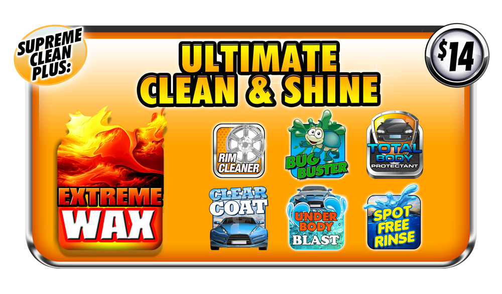 Ultimate Clean & Shine