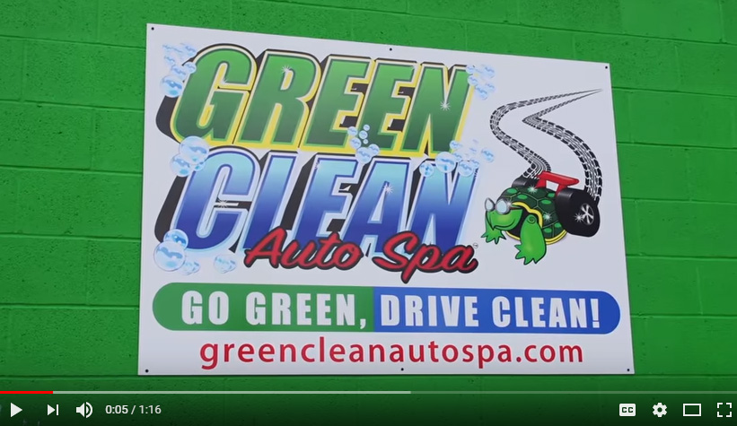 Green clean auto spa check out our commercial solutioingenieria Choice Image